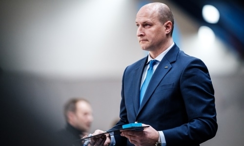 «Как и договаривались». Тренер «Калева» раскрыл секрет успеха в матче с «Астаной»