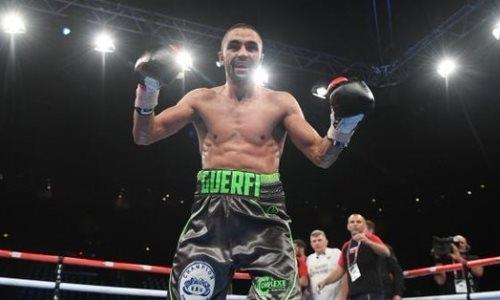 Нокаутированный Жакияновым боксер в третий раз завоевал ранее проигранный казахстанцу титул