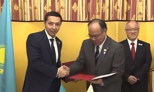 Казахстанские спортсмены могут готовиться к главным стартам четырехлетия в Японии