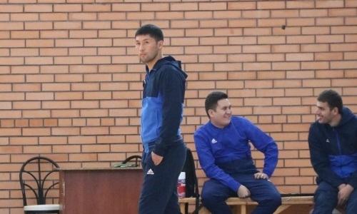 Асхат Альжаксин: «У нас играют местные ребята, но мы дадим бой любой команде»