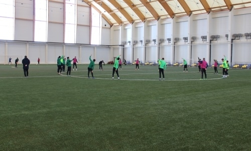 В чемпионате Казахстана будет выступать новый клуб