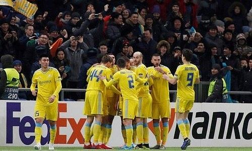 Это сказка. «Астана» пропустила на десятой минуте и победила «Манчестер Юнайтед» в Лиге Европы