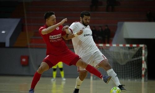 «Кайрат» вырвал волевую победу у «Актобе» в матче Кубка Казахстана