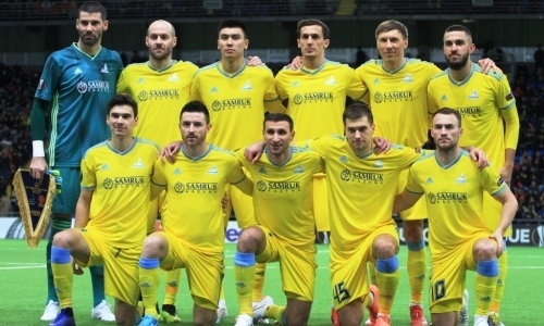 Сколько уже заработала «Астана» в этом сезоне еврокубков после победы над «МЮ»