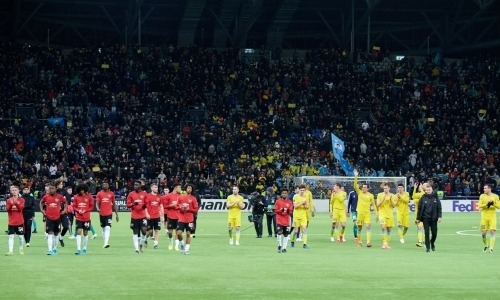 Манчестер юнайтед в казахстане