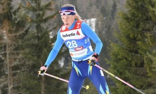 Казахстанские лыжницы не прошли квалификацию спринта на первом этапе Кубка мира