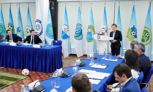УЕФА: «Футбол в два раза популярней бокса в Казахстане»