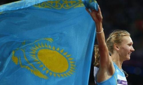 Рыпаковой вручат олимпийскую медаль в день ее рождения