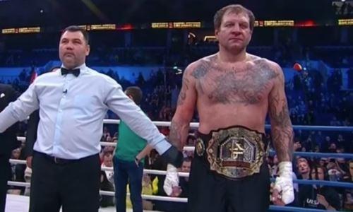 Видео полного боя Емельяненко — Кокляев с тяжелым нокаутом самого сильного человека России