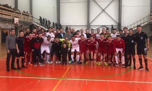 «Кайрат» в гостях обыграл «Байтерек» в матче чемпионата РК
