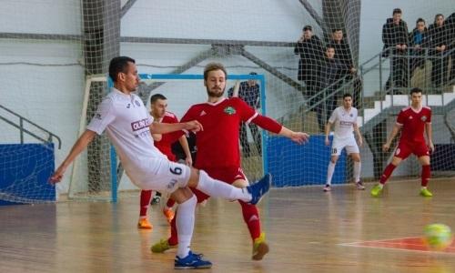 «Кайрат» вновь переиграл «Байтерек» в матче чемпионата РК