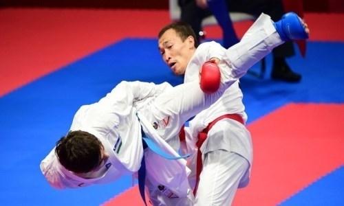 Казахстан завоевал три «золота» в рамках Премьер-лиги Karate 1 в Мадриде