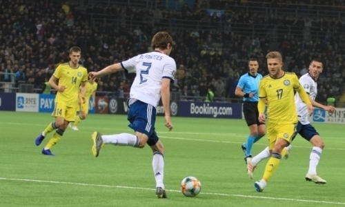 Сборной России для успеха на ЕВРО-2020 поставили в пример матчи с Казахстаном