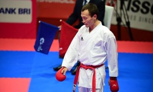 Казахстанский каратист не стал биться против соотечественника в финале турнира в Испании