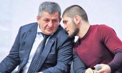 «Жду приглашения». Отец Нурмагомедова поедет в Казахстан решать свою главную проблему