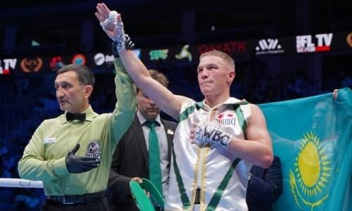 «Мой кумир — Головкин». Чемпион WBC из Казахстана высказался о сопернике и своих планах