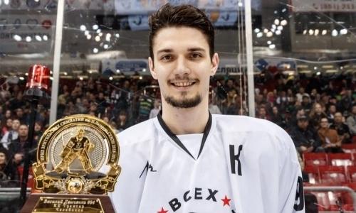 Соперник «Барыса» поконференции подписал контракт сбронзовым призером КХЛ