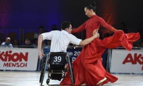 Казахстанцы завоевали четыре «бронзы» на чемпионате мира по паратанцам