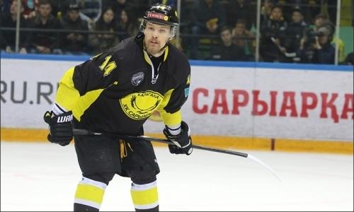 Сын экс-игрока сборной Казахстана покинул клуб КХЛ