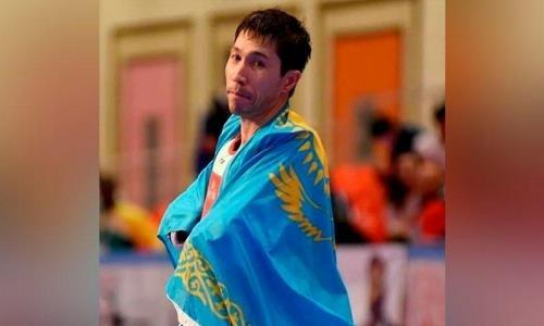 Атырауский таэквондист выступит на Паралимпийских играх в Токио