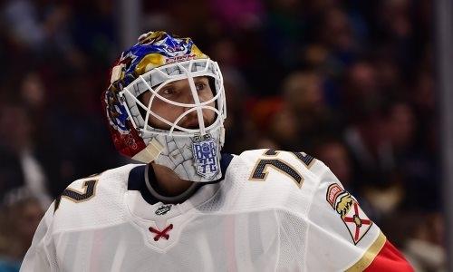 Голкипер клуба НХЛ записал обращение к молодому хоккеисту из системы «Барыса»