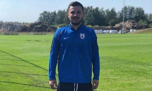 Футболист сборной Грузии вместо перехода в «Ордабасы» подписал контракт с другим клубом
