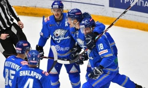 «Как минимум...». КХЛ предсказала место «Барыса» по итогам «регулярки»