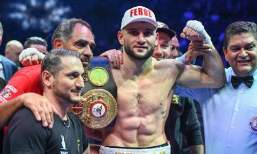 Несостоявшийся соперник Шуменова узнал дату защиты титула чемпиона мира и имя оппонента