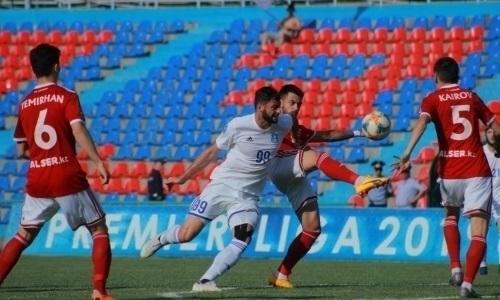 Стало известно имя первого новичка участника Лиги Европы от Казахстана