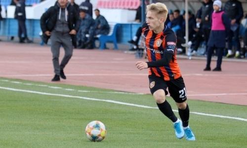 Талантливый казахстанский футболист покинул клуб КПЛ ради трансфера в Европу