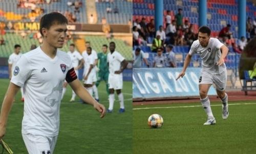 Участник Лиги Европы от Казахстана продлил контракты со своими лидерами
