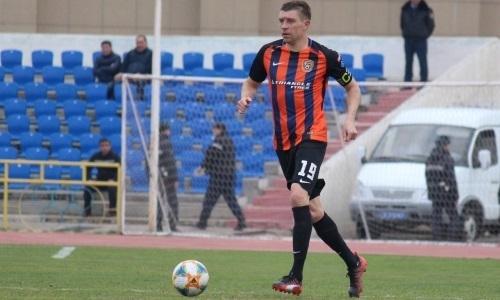Евгений Тарасов — в шестерке рекордсменов «Шахтёра»