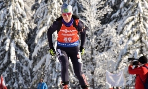 Кондратьева — 34-я в индивидуальной гонке этапа Кубка мира