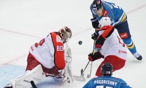 Клуб КХЛ обыграл команду Доуса перед матчем с «Барысом»