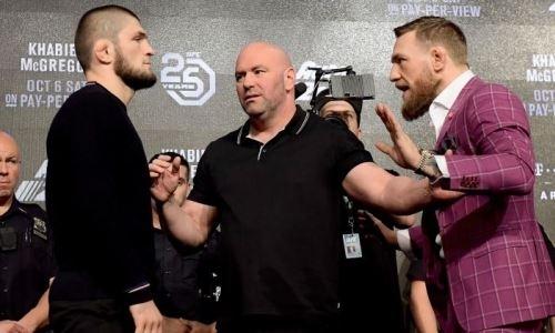 «Станет самым крупным PPV-боем в истории спорта». Президент UFC назвал единственное условие реванша Нурмагомедов — Макгрегор