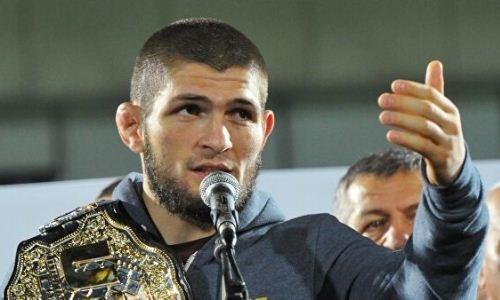 «Ты обязан уважать его». Бывший чемпион UFC занозил Нурмагомедову