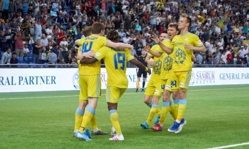 «Астана» прояснила ситуацию с травмированными лидерами команды