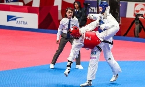 Известные казахстанские таеквондисты проиграли в первых же боях турнира в Москве