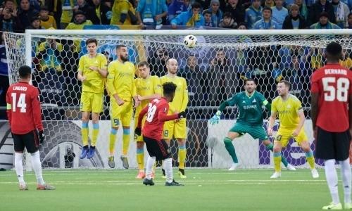 «Ненад Эрич и его грандиозные сейвы». УЕФА восхитилась игрой капитана «Астаны» против «МЮ». Видео