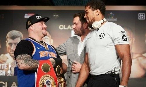 Стали известны гонорары Руиса и Джошуа за бой-реванш за четыре титула чемпиона мира