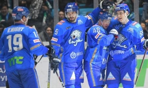 Букмекеры оценили шансы «Барыса» на выезде победить «Сочи» в матче КХЛ
