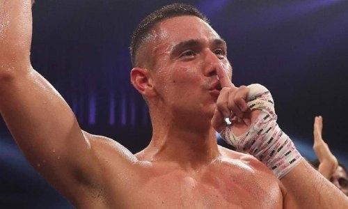 Сын Кости Цзю «удосрочил» 15-го соперника и защитил титул IBF