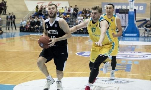 Анонс матча ВТБ «Астана» — «Нижний Новгород»