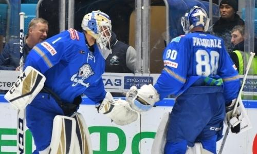 Прямая трансляция выездного матча «Барыса» с «Сочи» в КХЛ