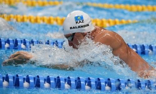 Баландин взял «золото» открытого чемпионата по плаванию в США