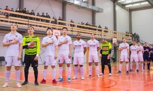 «Кайрат» в матче с десятью голами потерял очки в чемпионате Казахстана