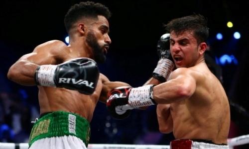«Арабский воин» побил непобежденного британца и выиграл титул WBC в андеркарде Руис — Джошуа
