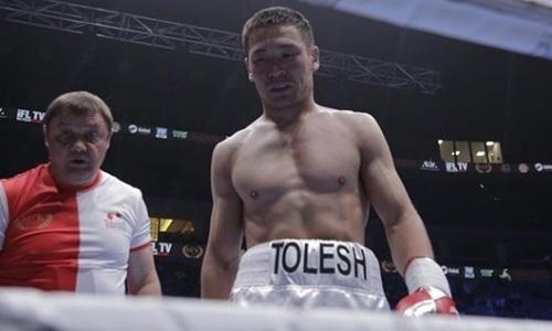 Казахстанский нокаутер из компании Сондерса и Фьюри узнал соперника по вечеру бокса в Алматы