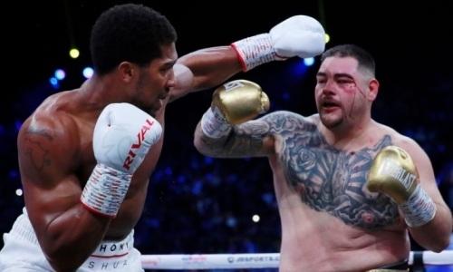 Видео полного боя, или Как Джошуа побил Руиса в реванше и вернул четыре пояса чемпиона мира