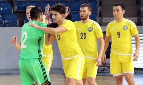 Стал известен календарь сборной Казахстана в Элитном раунде чемпионата мира-2020